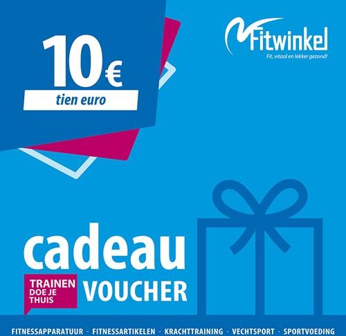Fitwinkel Cadeaubon - 10 euro