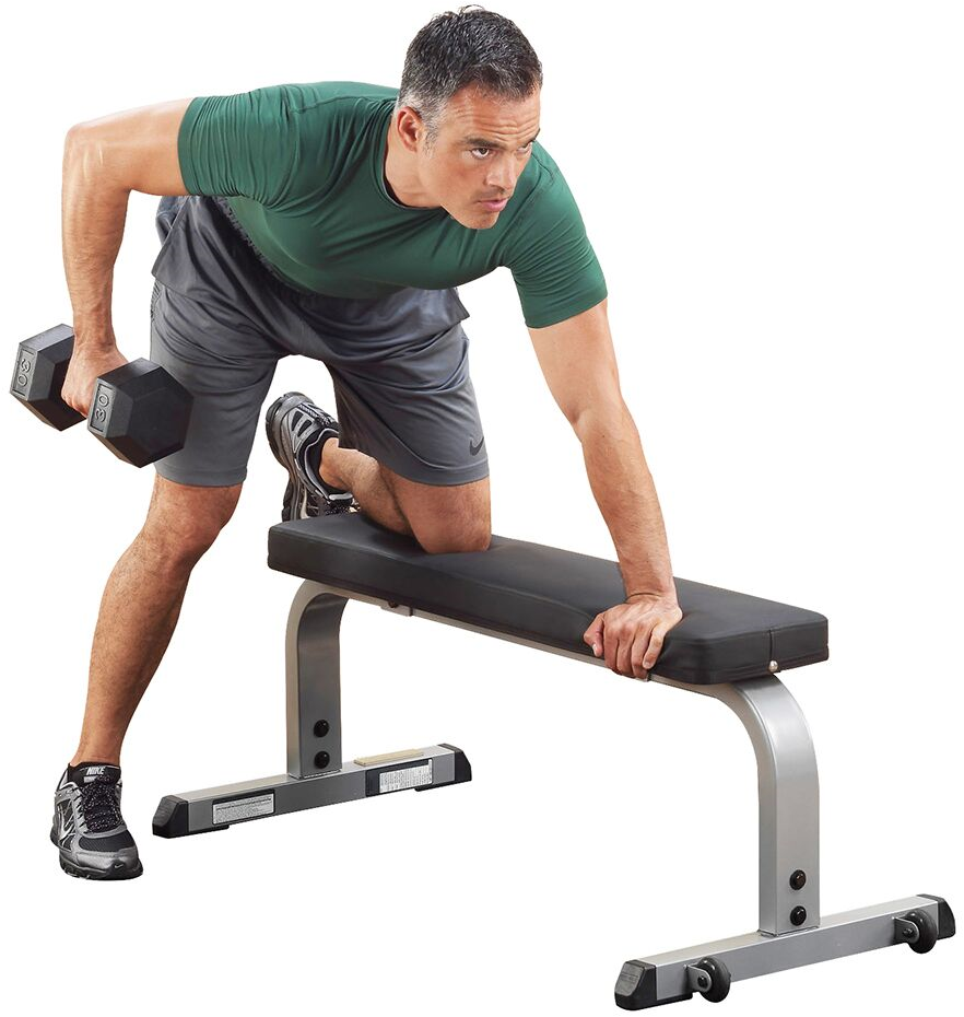 Admirable Body Solid Flat Bench Camellatalisay Diy Chair Ideas Camellatalisaycom