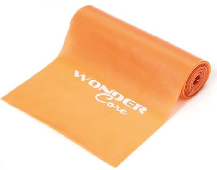 Wonder Core Latex Band - Oranje - 0,25 mm