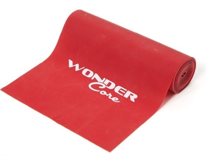 Wonder Core Latex Band - Rood - Licht