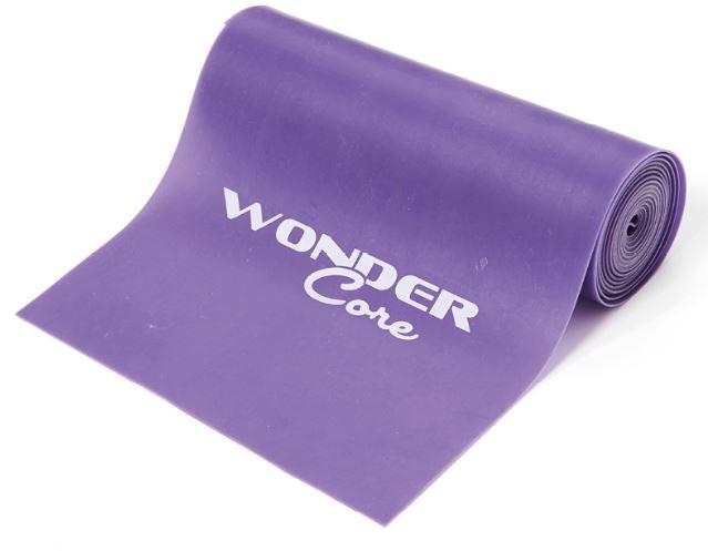 Wonder Core Latex Band - Paars - Sterk