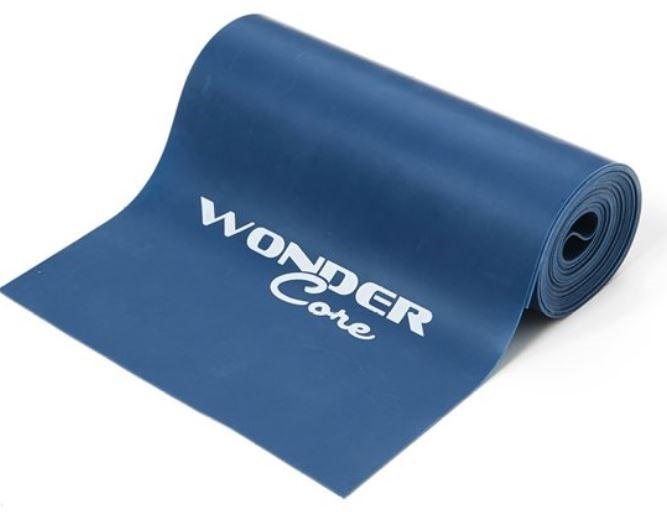 Wonder Core Latex Band - Blauw - 0,6 mm