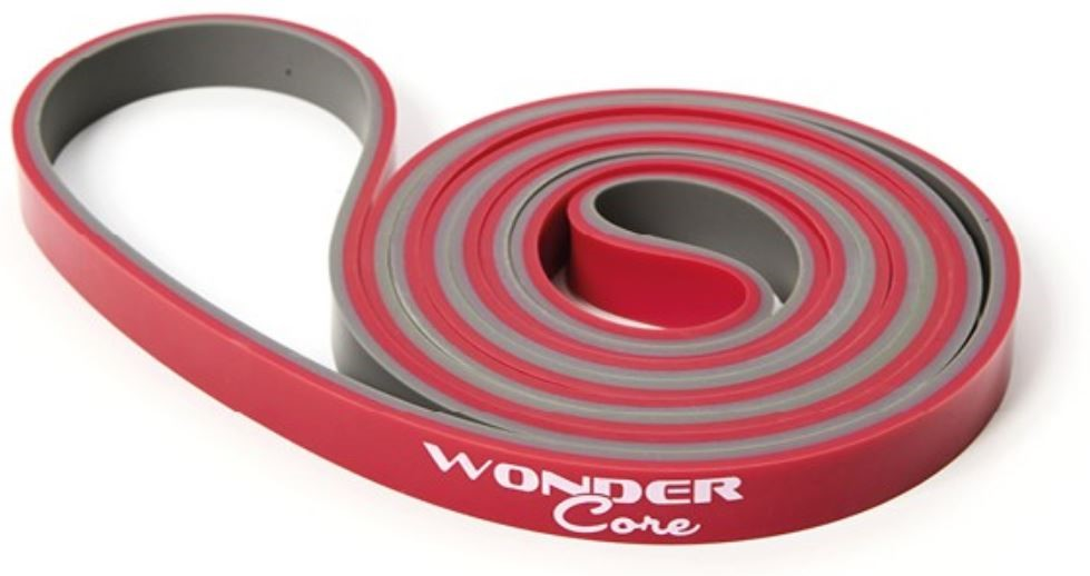 Wonder Core Pull Up Band - Rood - 1,3 cm