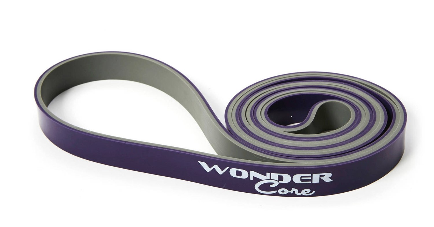 Wonder Core Pull Up Band - Paars - Licht