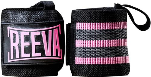 Reeva Wrist Wraps - Roze