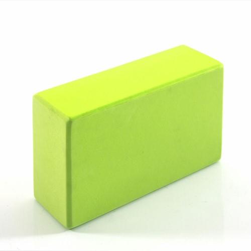 Muscle Power Yoga Blok - EVA Foam - Lime
