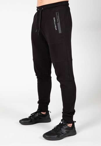 Gorilla Wear Newark Trainingsbroek - Zwart