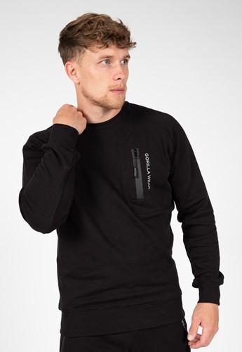 Gorilla Wear Newark Sweatshirt - Zwart